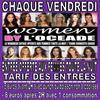 WOMEN BY L'OCEADE TOUT LES VENDREDIS...NOUVEAU TARIF POUR LES HOMMES...