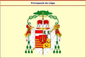 Sede vacante 1744 et le liard (Dgs 1159, Chestret 680) atelier de Liège