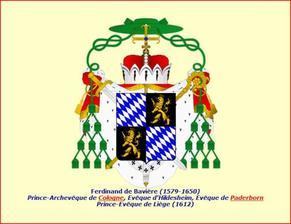 Ferdinand de Bavière (1612-1650) et le daler (Dgs 1033, Chestret 591) ateliers d'Hasselt, Dinant, Liège et Visé