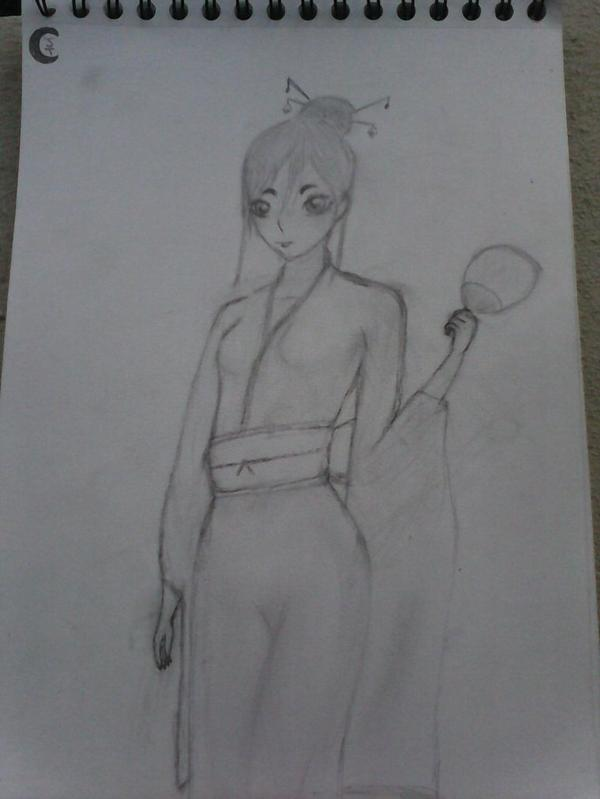 Encore un dessin ^_^