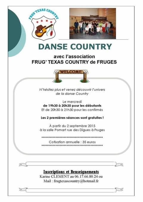 Frug'Texas Country