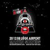 Legendz B-Live Martin Solveig 20.12.08 Liege Airport!!!!