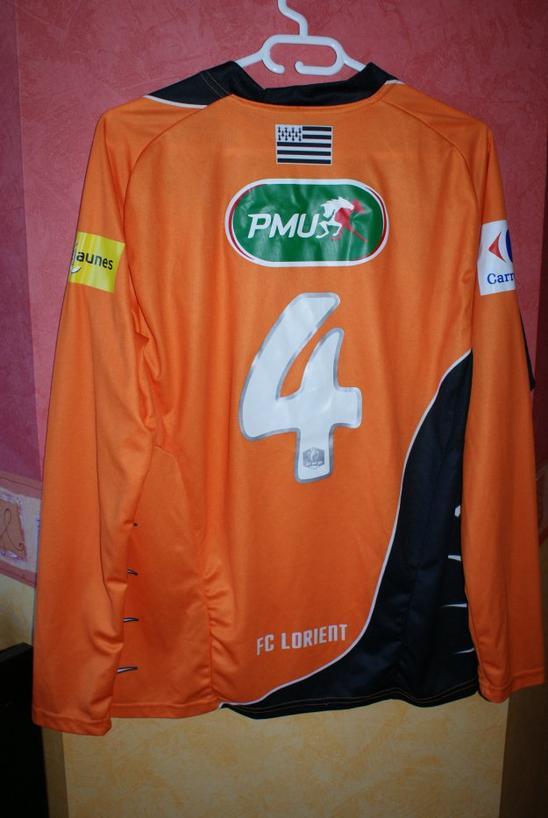 FC Lorient 2010 / 2011 coupe de France