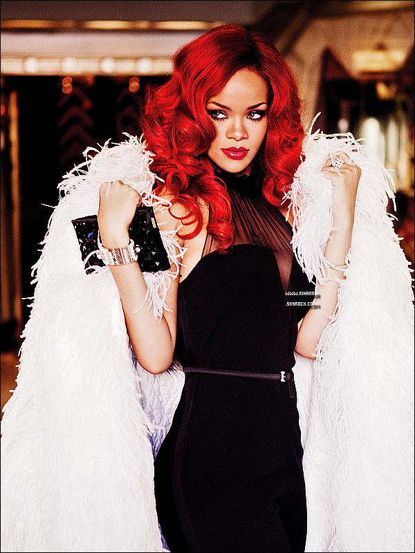 Artiste Féminine Internationale de l'année : Rihanna !