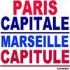 Paris Capital!!  Marseille Capitule!!