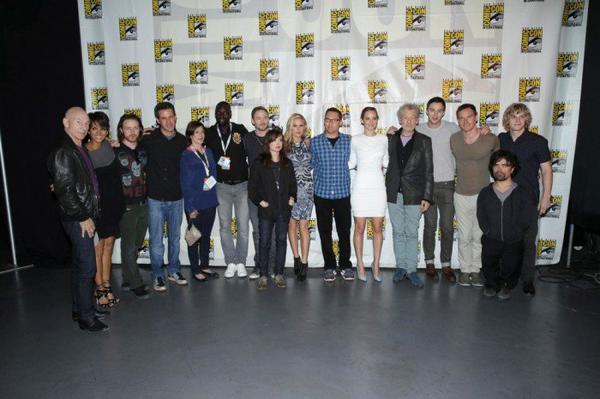 Des news en vrac de Peter, avec le cast de X Men, En guest dans Family Guy, Sortie de Kingdom Of Badassdom