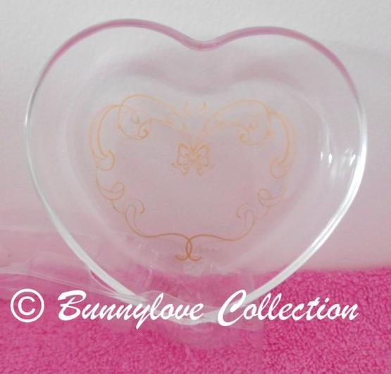 Sailor Moon ISETAN heart plate