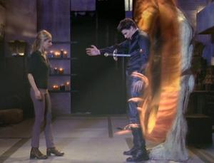 les similitudes avec la série Buffy contre les vampries