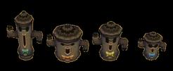 Les gyroïdes