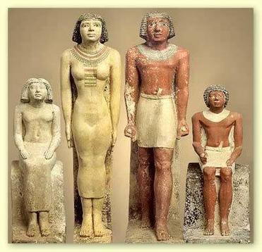Les citoyens au temps des Pharaons