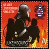 les timbres pompiers