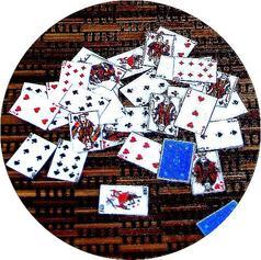 Château d'cartes !