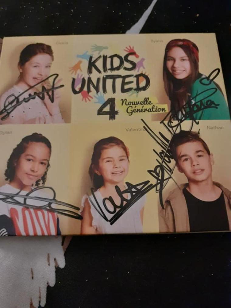 les kids united & ma meilleure amie & moi