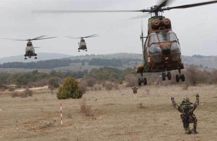 BRIGADE DES FORCES SPECIALES TERRE ( BFST)