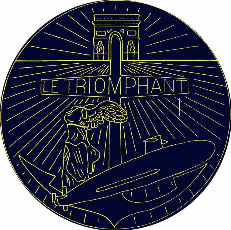 SSBN / SNLE LE TRIOMPHANT