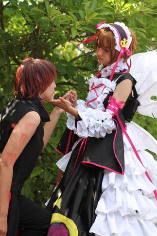 n°5 Sakura-Hime ~ Amurita ● Cosplay - Sakura-Hime (Tsubasa Reservoir Chronicle)