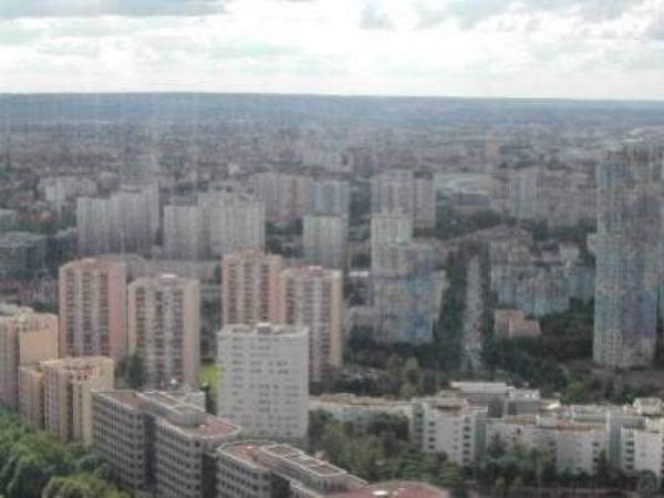 Pablo picasso le parc nanterre hauts de seine 92 les40kartierslespl - Quartier chemin de l ile nanterre ...