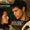 New Moon's new scenes, here & here !