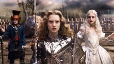 2010 - Alice au pays des merveille