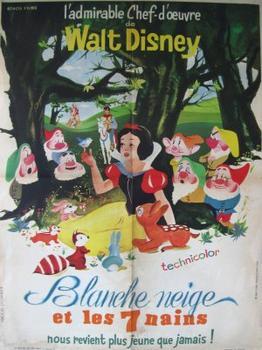 1937 : Blanche-Neige et les Sept Nains