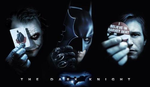 2008 : The Dark Knight : Le Chevalier noir