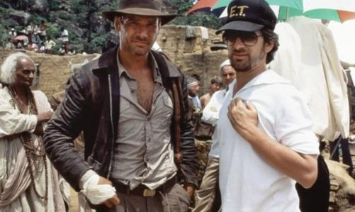 1984  - Indiana Jones et le Temple maudit