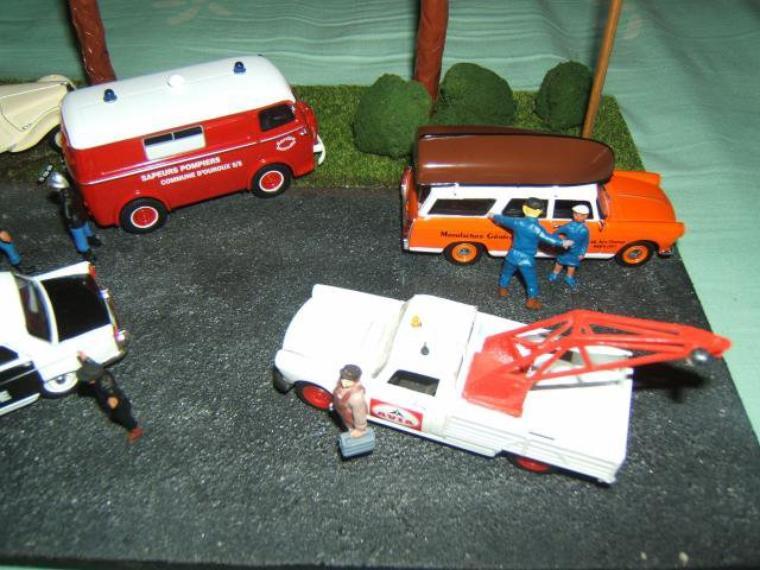 articles de dioramas 1 43 tagg s l 39 accident bienvenue sur mon blog dioramas 1 43. Black Bedroom Furniture Sets. Home Design Ideas