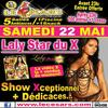 Samedi 22 Mai @ Le Cesar's Discotheque / Show exceptionnel + dedicaces à Gournay en Bray (76)