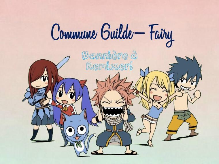 Bannière de la commune Guilde-Fairy