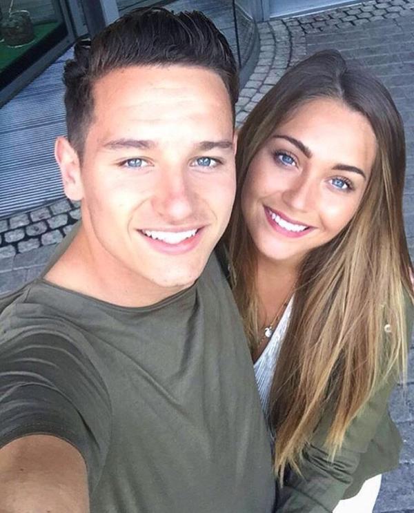 Charlotte Pirroni & Florian Thauvin