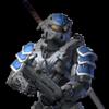 Mon Armure HALO 3