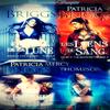 Saga Mercy Thompson de Patricia Briggs