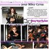 """» Miley Cyrus  """"Can't be tamed"""" est le premier single du nouvel album de Miley, qui sortira le 21 juin prochain aux Etats-Unis. Après Breakout en 2008, et à la suite de l'EP The Time of Our Lives en 2009, Can't Be Tamed est le nouvel album studio de Miley Cyrus. Dès le mois de décembre 2009, ce projet a été annoncé par la jeune interprète américaine. """"C'est un peu différent de mon ancien répertoire. Mais je pense que les gens vont l'aimer, c'est un bon CD, fait pour l'été. Parfait à écouter en voiture !""""  Précédé par la chanson-titre, le single Can't Be Tamed diffusé sur les ondes radio américaines dès le 3 mai 2010, cet album sera suivi d'une pause dans la carrière musicale de Miley. Elle devrait en effet profiter des prochains temps pour se concentrer sur ses projets cinématographiques. """"Je n'ai jamais pris de cours de comédie mais je suis sûre que j'en aurais besoin ! Je vais sans doute louer les services d'un coach spécialisé."""" Disney-teens-populasse"""
