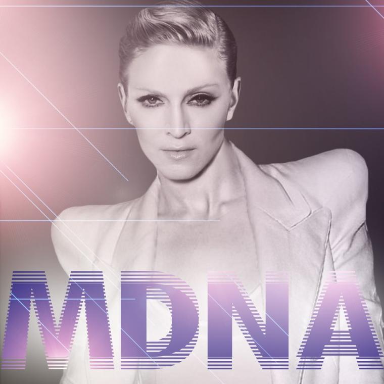 MDNA dans les Charts + Clip Turn Up the Radio (3e single)