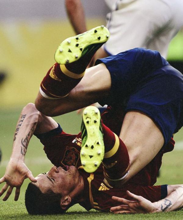 Nouveau tatouage (Fernando Torres)