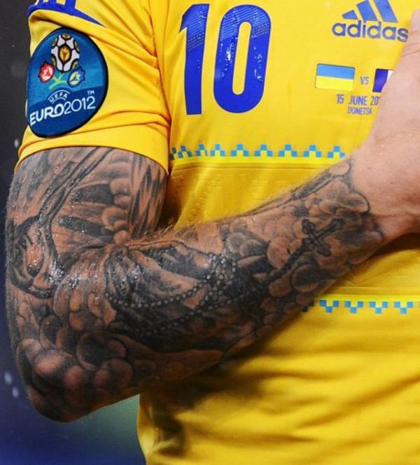 Blog De Football Et Tatouages Page 14 Reunion De Deux Passions