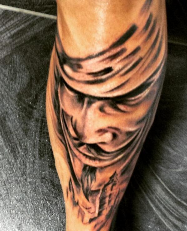 Plus de Tatouages (Eduardo Vargas)