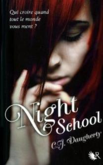 Night School de C. J. Daugherty
