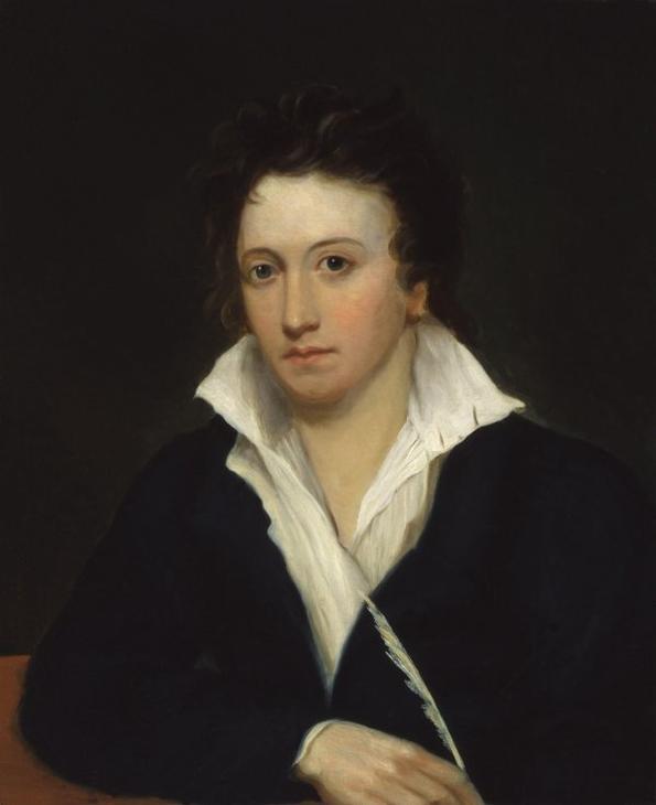 Citation du jour de Percy Bysshe Shelley - Poète et romancier  (1792-1822)