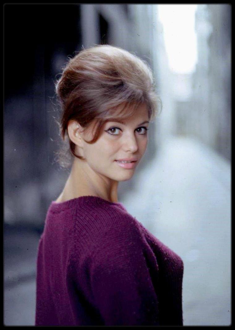 Claudia CARDINALE (1960)