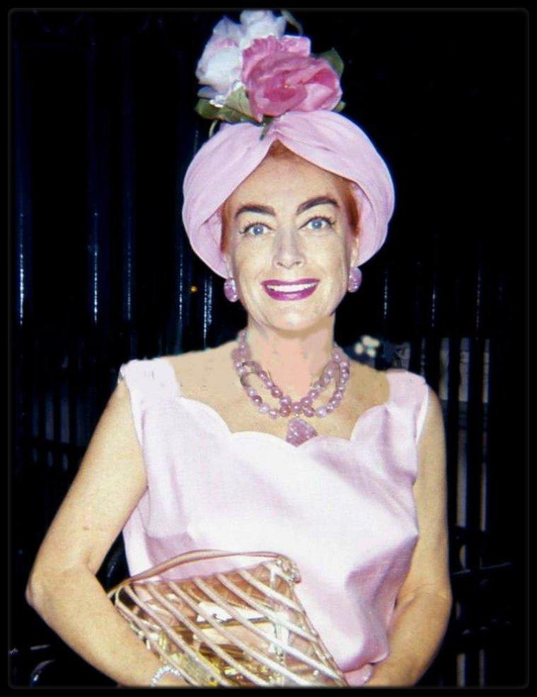 Joan CRAWFORD 60's