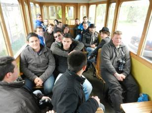 Train à vapeur de la vallée de Vaser