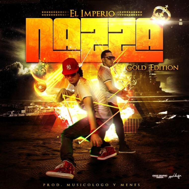 Musicologo & Menes: El imperio Nazza ( Gold edition ) ( 2012 )