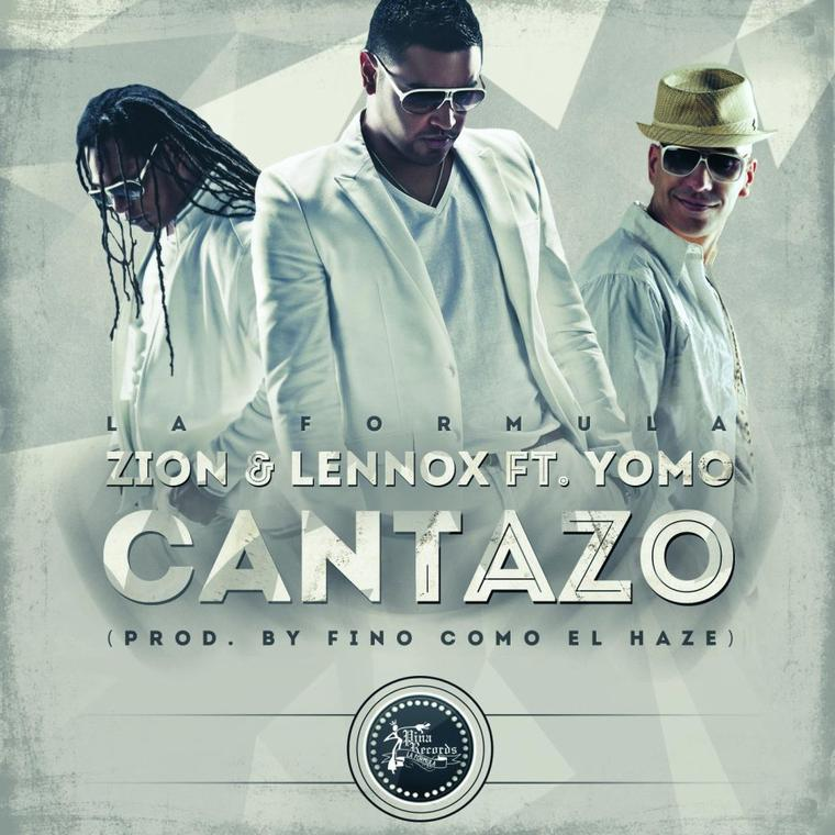 Zion & Lennox Feat. Yomo: Cantazo ( Prod. by Haze ) ( La Fórmula )