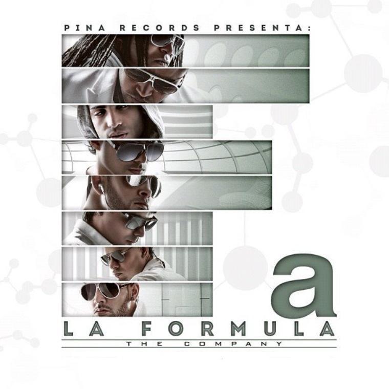 Pina Records Presenta: La fórmula ( 2012 )
