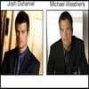 Josh Duhamel VS Michael Weatherly
