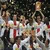 PSG - Lens , finale de la coupe de la ligue 2008