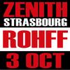 ZENITH DE ROHFF A STRASBOURG