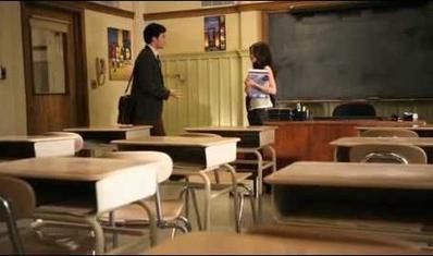 L'autorisation de quitter le cours de Mr Fitz ...