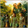 ffTudor,Elisabéthaine & Baroque : Deux Soeurs Pour Un Roi. ffffffffffffffffffffffffffffffffffffffffRobes d'inspiration asiatique.
